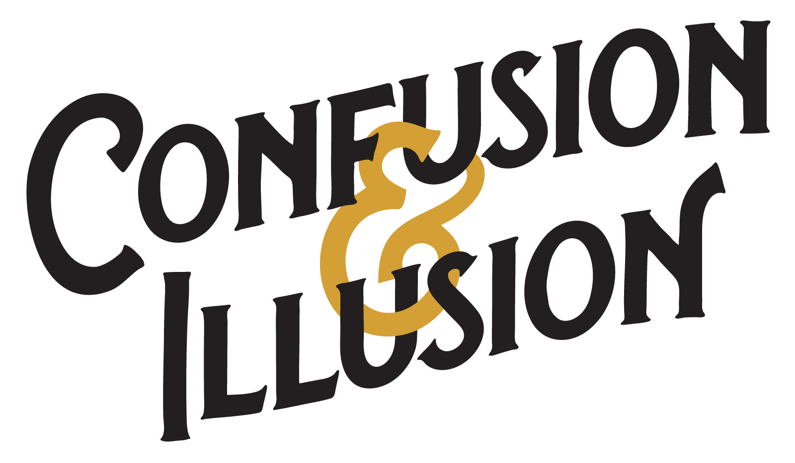 Confusion and Illusion Logo